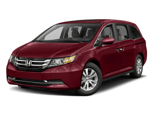 2017 Honda Odyssey >> 2017 Honda Odyssey Ex L W Rear Entertainment System In Louisville
