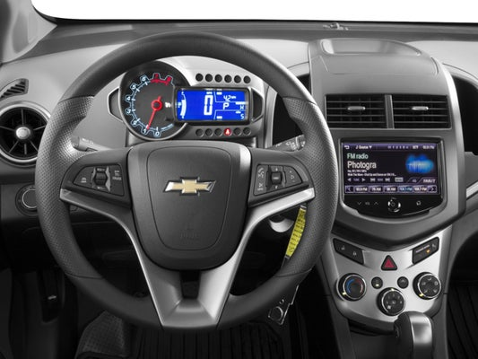 2016 Chevrolet Sonic Lt In Louisville Ky Neil Huffman Acura At Oxmoor