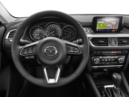 Mazda 6 Sport >> 2017 Mazda6 Sport