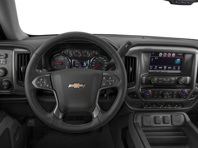 2018 Chevrolet Silverado 1500 Ltz 1lz In Louisville Ky Louisville