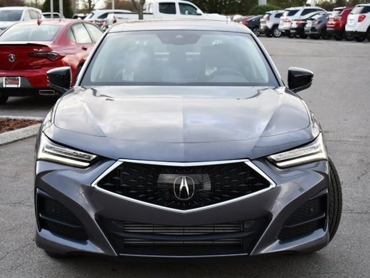 2021 acura tlx with technology package in louisville, ky