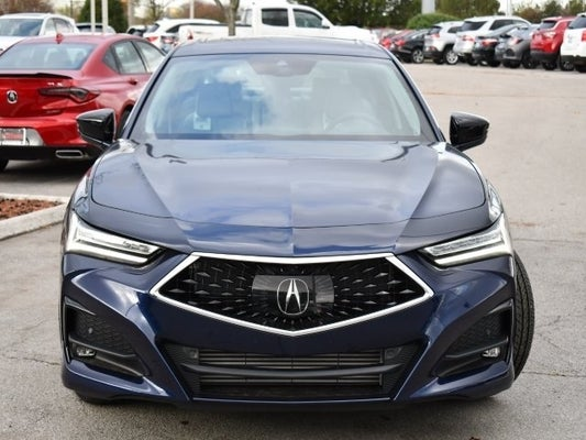2021 acura tlx with advance package in louisville, ky